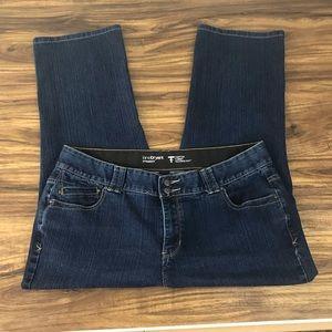 Lane Bryant straight jeans size 20